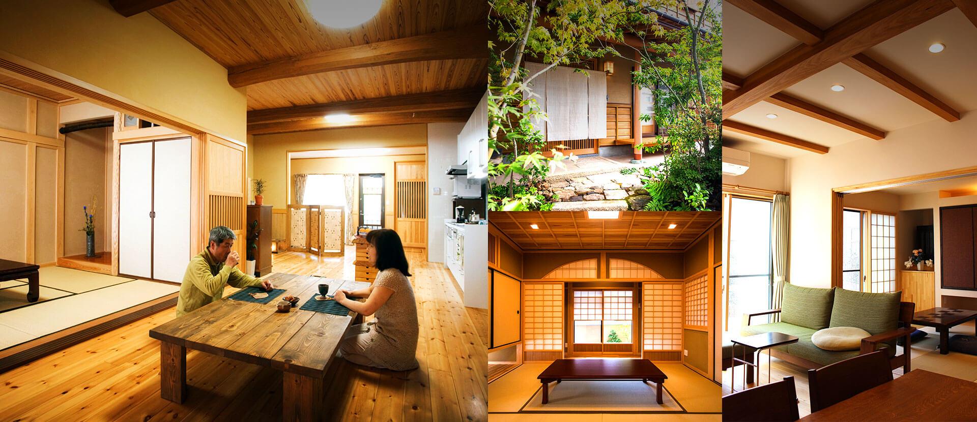 松山市|リフォーム|有限会社池田建築ホーム