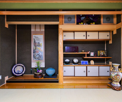 松山市 N様邸 平屋建入母屋造りの家 ~日本の伝統美が息づく住まい~