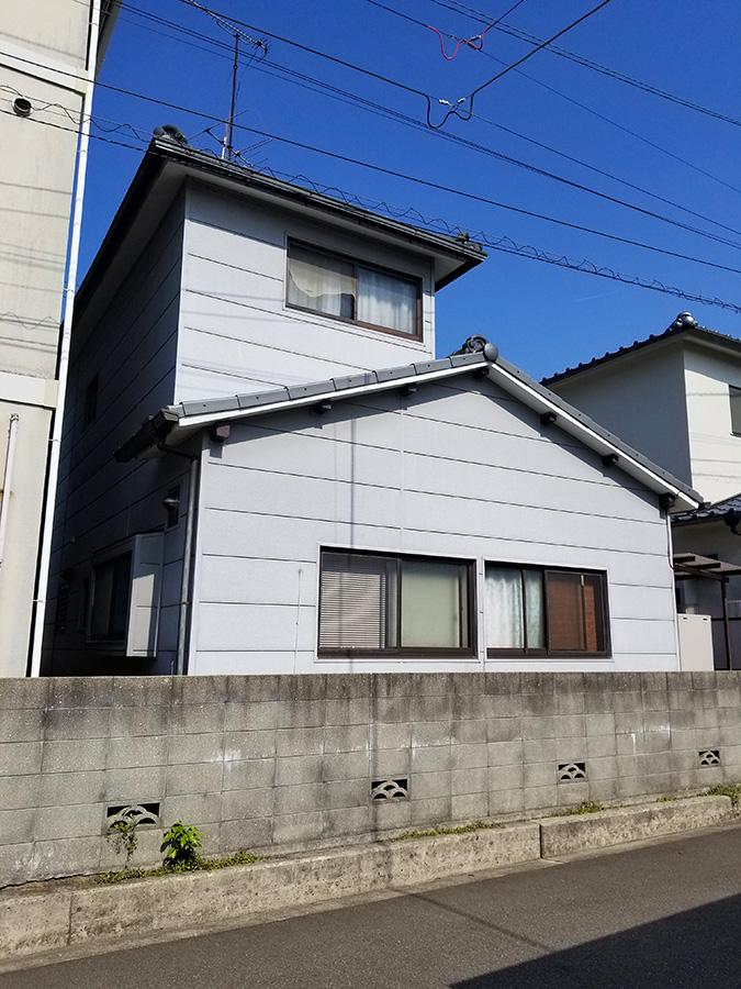 松山市 外壁・屋根塗装工事2