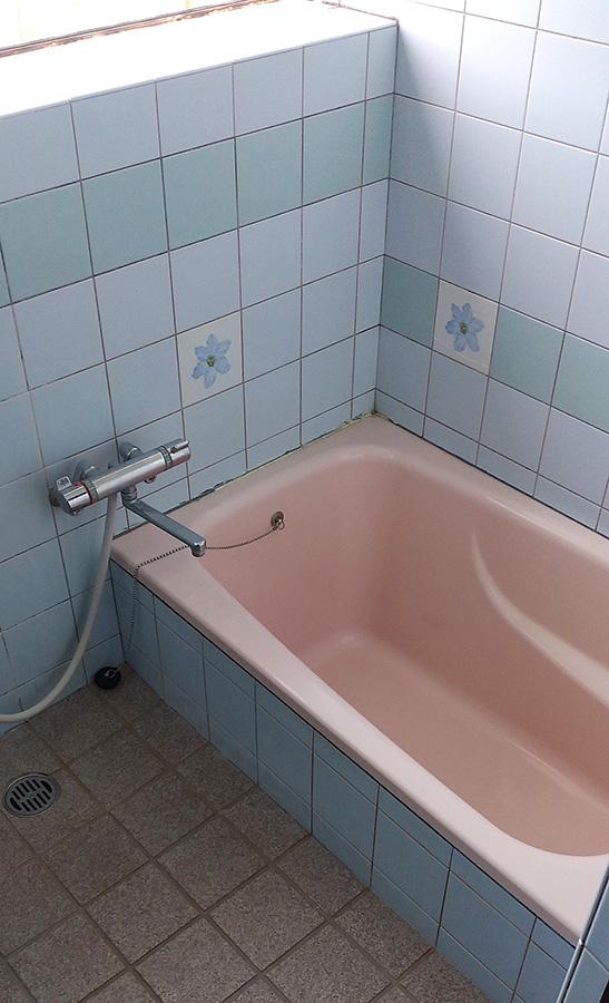 タイル張り浴室→ユニットバスリフォーム