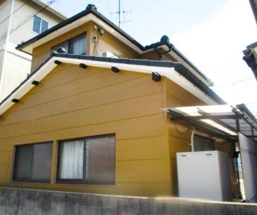 外壁・屋根塗装工事2