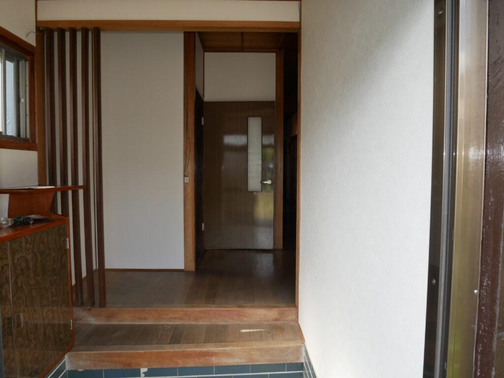松山市 リフォーム工事2