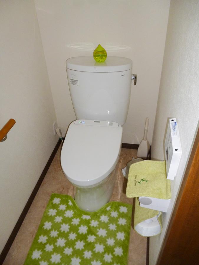 松山市 トイレ改修工事2