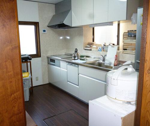 キッチン改修工事2