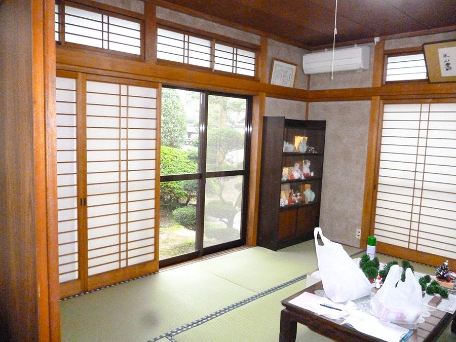 松山市 和室改修工事