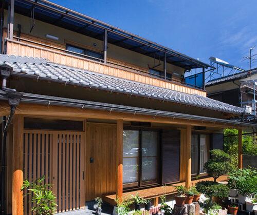 松山市 S様邸 次世代へと受け継がれる家 ~時を経るごとに美しさが増す住まい~