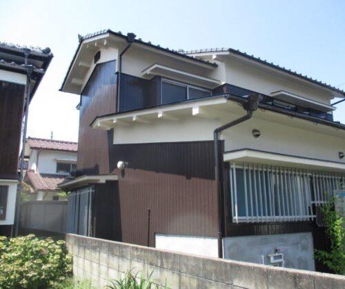 松山市 屋根・外壁塗装工事