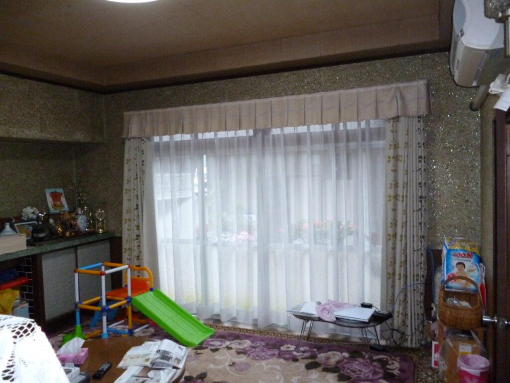 松山市 築100年を迎えた家のリフォーム工事