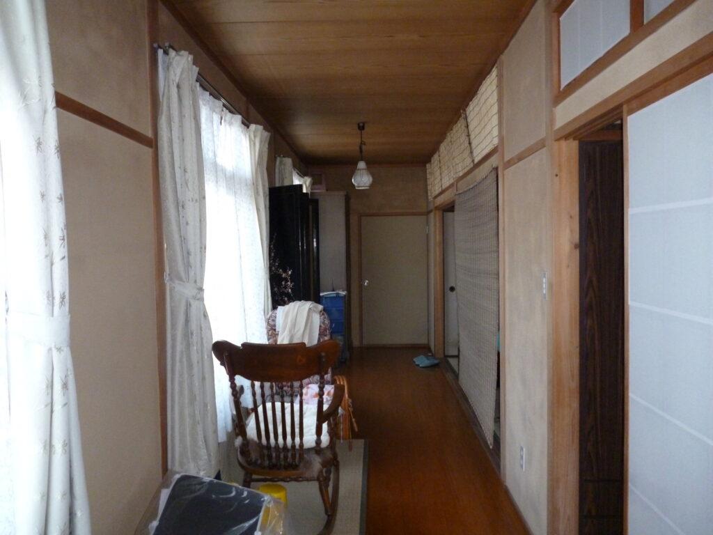 東温市 和室改修工事